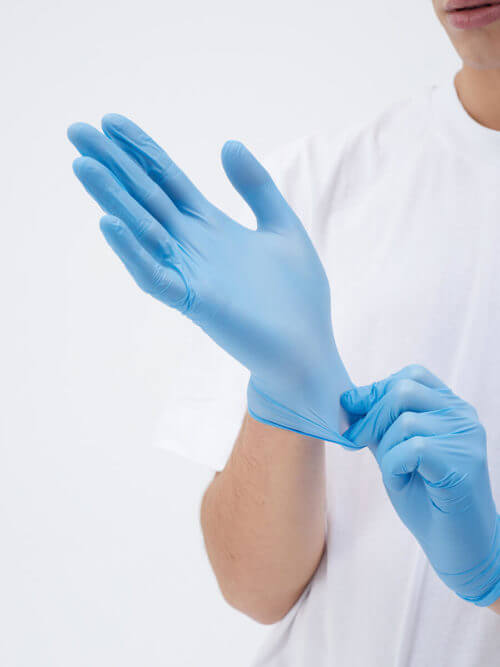 cheap disposable nitrile gloves buy online