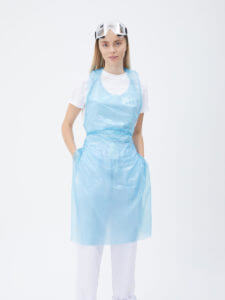 buy Plastic apron protective Category I